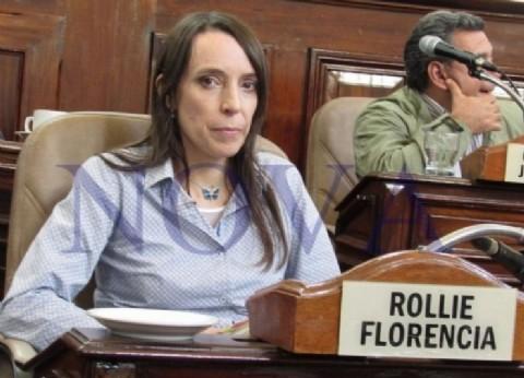 Florencia Rollié renunció a su candidatura como concejal y apuntó contra el intendente de La Plata