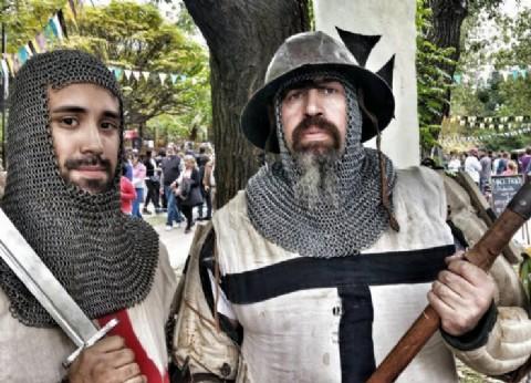 """Llega el festival medieval """"Terra Avstralis"""" a Escobar"""