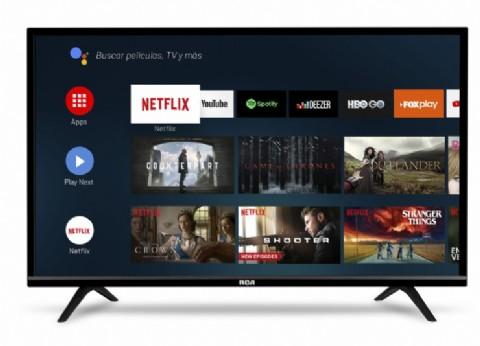 Las teles del futuro ya no son inalcanzables: RCA presenta los nuevos Android TV de 40'' y 49''