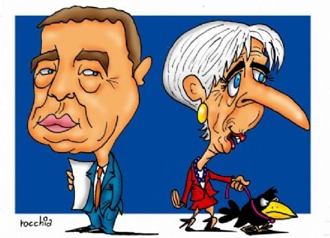 Amigos son los amigos: Lagarde se reunió con Dujovne en Japón y reiteró el apoyo del FMI al Gobierno