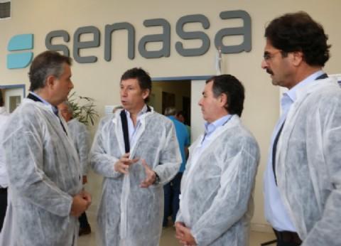 Senasa inauguró un laboratorio vegetal en San Isidro para garantizar alimentos inocuos