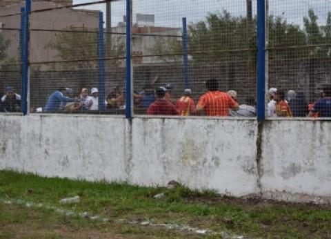 Chaco: los barras del club de Capitanich obligaron a suspender un partido, ¿Así busca volver a ser gobernador?