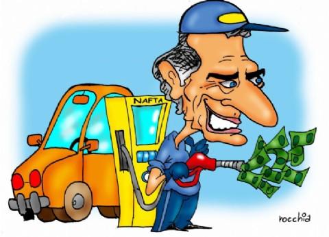 La Macrisis no da tregua: sube la nafta un 2,5 por ciento
