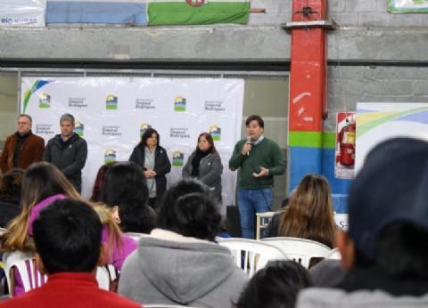 General Rodríguez: se entregaron las becas escolares 2019