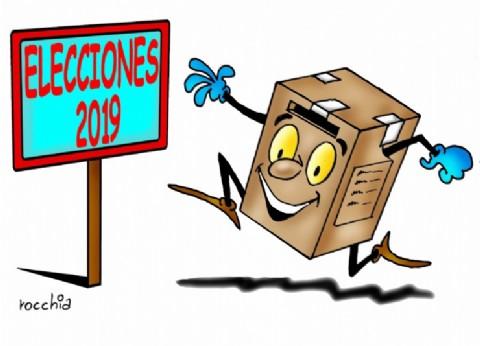 Cerró la votación en Tucumán, Entre Ríos, Chubut, Mendoza y Jujuy