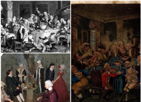 """La vida disipada de un """"Padre Fundador"""" de los EEUU: Benjamin Franklin"""
