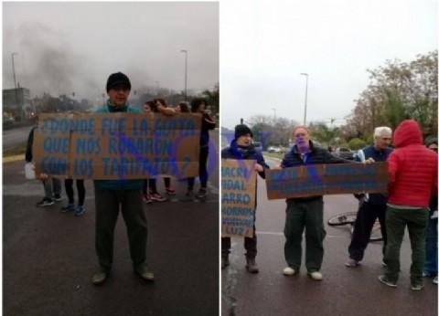 Vecinos protestan por el apagón eléctrico en La Plata y la empresa podría tener duras sanciones