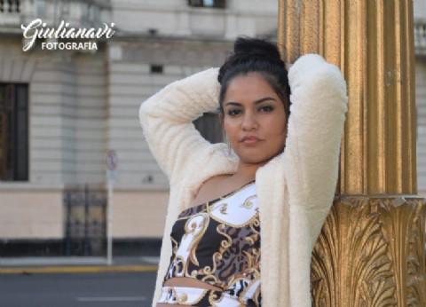 Grecia Martínez, la bomba salteña que la rompe en las pasarelas y en el mundo del modelaje