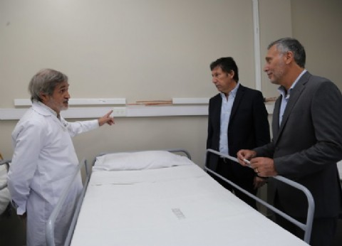 El Hospital Central de San Isidro amplió su guardia