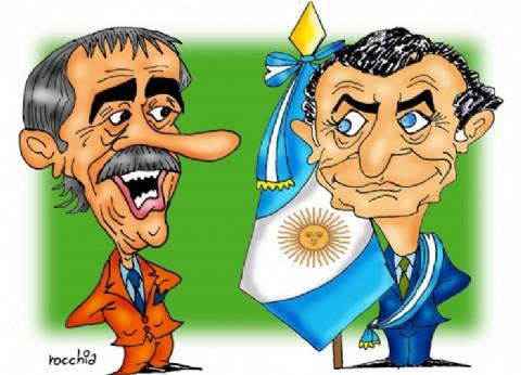 A dos puntas: antes del cónclave de Alternativa Federal, Schiaretti se reunió con Macri