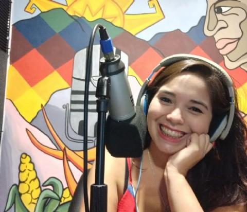 """Florencia Adorante, directora de Radio Con Aguante: """"El periodismo está muy bastardeado"""""""