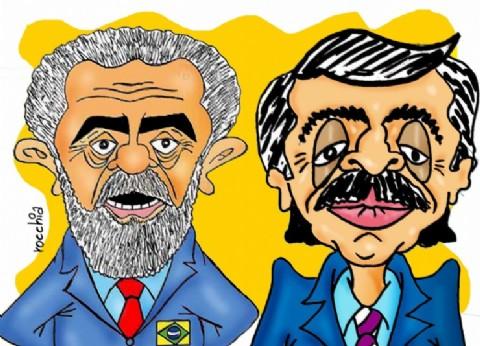 Alberto toma caipirinha entre rejas: se reunirá con Lula en el penal de Curitiba este jueves