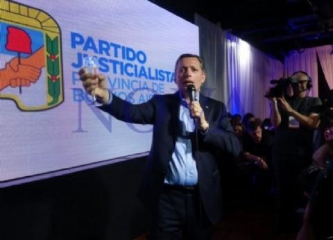 """Fernando Gray, entusiasmado de cara a las PASO: """"Hay un clima de unidad que nos da fuerza para encarar esta campaña"""""""