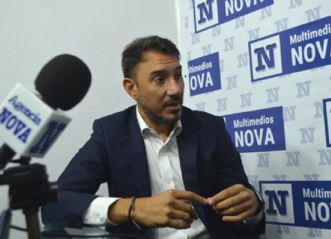 """Nicolás Terrera: """"El agua es vida y el Municipio de Berazategui debe hacerse cargo"""""""