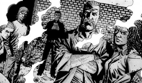 ¡Lloran los fans!: el cómic The Walking Dead llegó a su fin