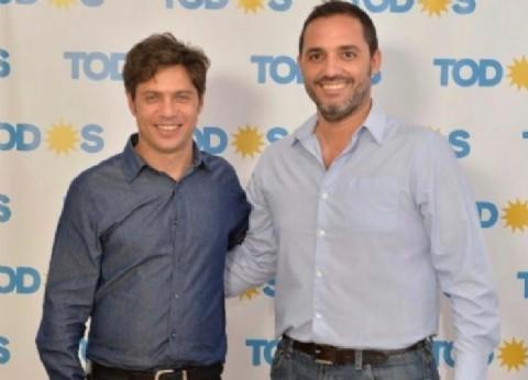 """Precandidato a intendente de Berisso destacó el """"entusiasmo"""" de Kicillof"""