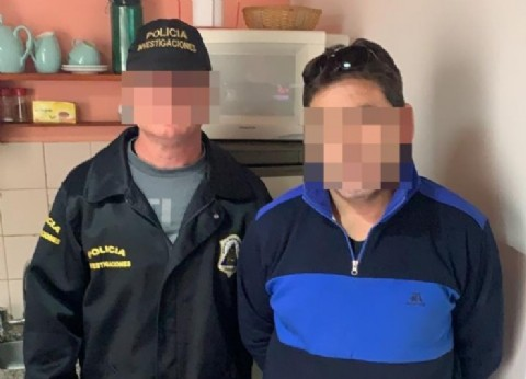 Bahía Blanca: cayó estafador que engañó a una jubilada en un millonario robo