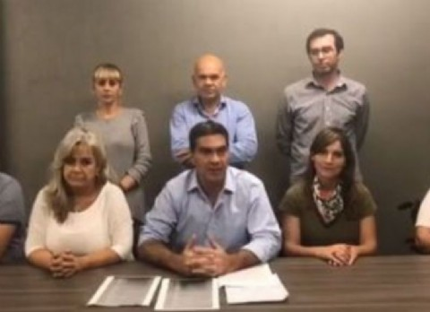 Capitanich rompió la unidad del PJ chaqueño: anunció por redes sociales candidatura testimonial para senador