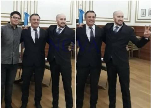 El ministro de Trabajo de Alicia Kirchner contrató al hijo como asesor: nepotismo extremo en Santa Cruz