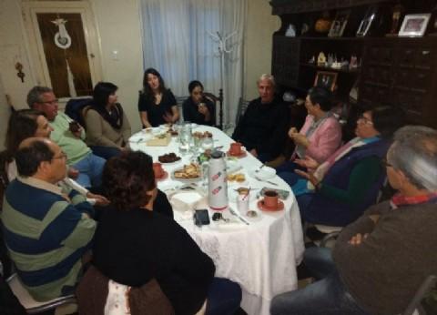 Chascomús: Battisacchi intensifica su encuentro con vecinos de distintos barrios