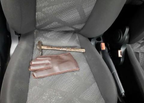 """Con las manos en """"las masas"""": atrapan a un delincuente que robó una panadería"""