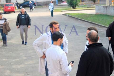 Médicos bonaerenses denunciaron la grave situación de los hospitales debido a la falta de aparatología básica