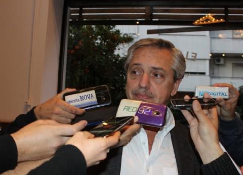 """Tras criticarla por años, ahora Alberto Fernández vuelve al kirchnerismo y dice que """"ella solo puede ser presidenta"""""""