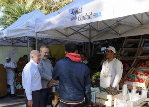 El Banco Ciudad lanza descuentos en las ferias de CABA