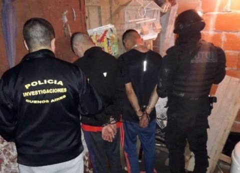 """Cayeron """"Tamby"""" y """"Pocho"""" por el asesinato de un comisario inspector en Moreno"""