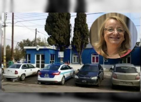 Alicia, la que te da y te quita: en Santa Cruz entregaron dos patrulleros para la foto pero retiraron otros dos