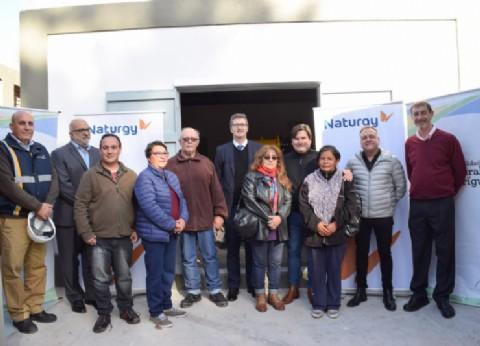 General Rodríguez: Kubar anunció la gasificación de los barrios Marabó y Bosque Real