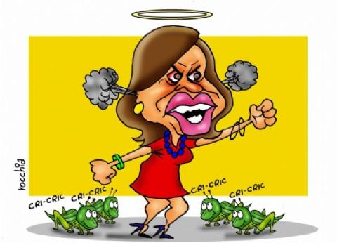 ¿Y si Cristina se baja de la Vicepresidencia?