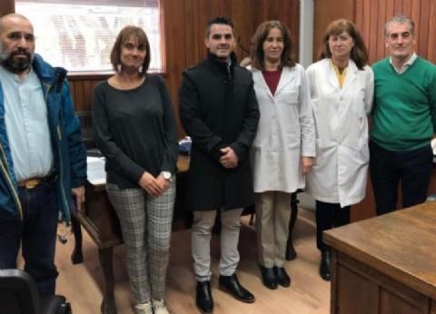 El municipio de Castelli y la Facultad de Ciencias Médicas de La Plata firman convenio