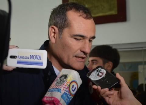 """Guillermo Escudero en la presentación de Todos La Plata: """"Una lista única no es sinónimo de unidad, en las PASO se verá"""""""