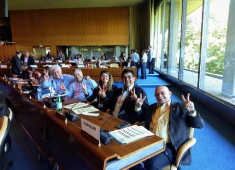Ladrilleros fortalece y amplía su presencia en ámbitos internacionales del trabajo