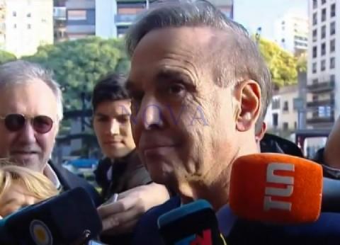 Pichetto saca pecho y asegura una victoria del oficialismo en la Provincia, en medio de la explosión de la crisis