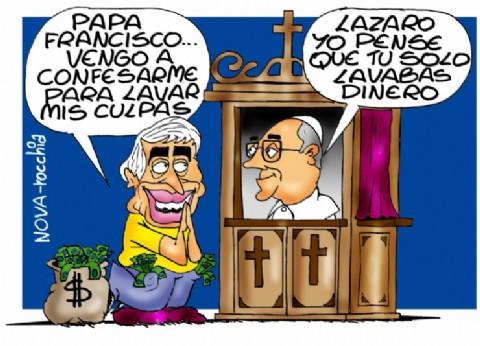 Al horno con papas: nuevo procesamiento para Lázaro Báez y dos de sus hijos