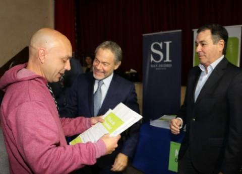 San Isidro: más de 90 familias obtuvieron la escritura de su casa