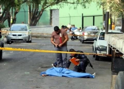 Asesinaron a balazos a un hombre delante de su hijo y aún no se sabe el móvil del crimen