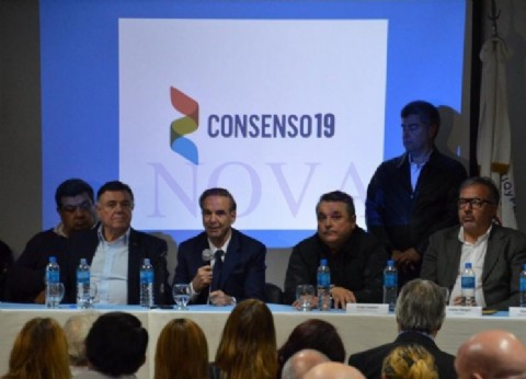 """Continúan los trabajos de los equipos interdisciplinarios de la """"Mesa Político-Sindical Lavagna Presidente"""""""