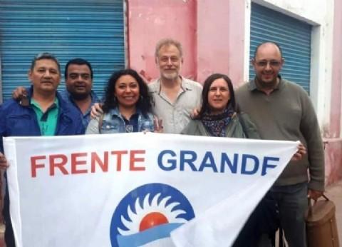 El Frente Grande ratifica su apoyo desde Salta a la fórmula Fernández- Fernández con amplia convocatoria