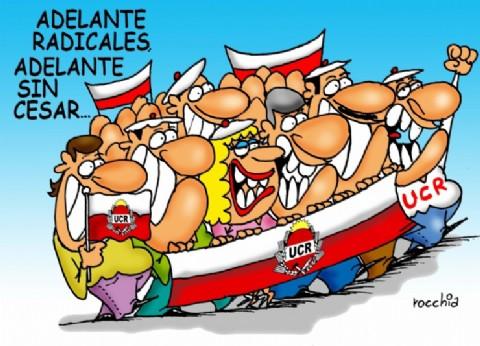 Otro papelón y van...: Radicales suspendieron la conferencia de prensa tras la reunión Macri-Pichetto