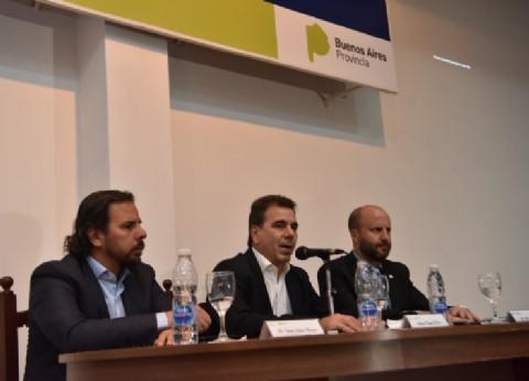 Ritondo encabezó presentación de proyecto del nuevo Código Penal Argentino
