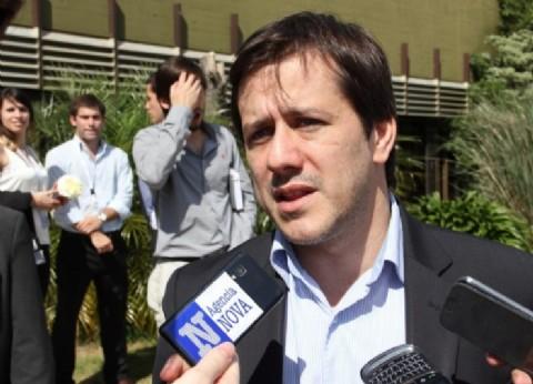 Mariano Recalde también presenta su libro