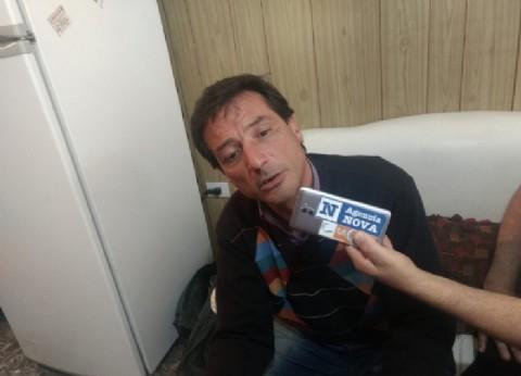 """Julio Zarantonello denuncia complicidad entre las fuerzas de seguridad y la Justicia: """"Me arruinaron la vida"""""""
