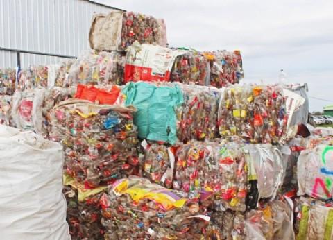 Programa de reciclaje en Castelli: en abril se recuperaron casi 30 mil kilos de residuos