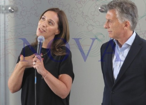 Más armado que las causas a Cristina: con tal de frenar el Plan V, le darían a Vidal la vicepresidencia