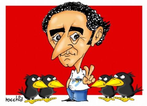 """El """"Cuervo"""" Larroque y un discurso contemporizador: ¿Repliegue táctico o paso al costado de La Cámpora?"""