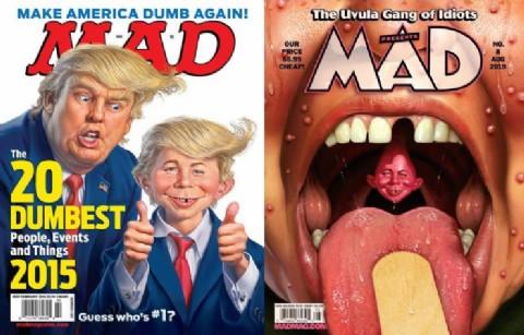 Cierra MAD Magazine, la revista que caricaturizó la cultura norteamericana durante 67 años