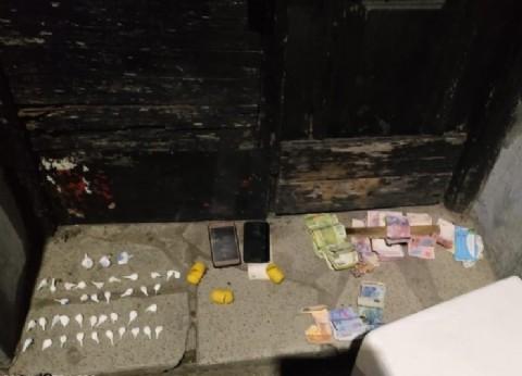 """Cayó el """"Bici Dealer"""" de Palermo: vendía droga por delivery"""